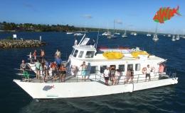 AWAK-Guadeloupe-excursion-petite-terre-arrivée-Saint-François01