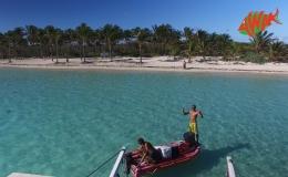 AWAK-Guadeloupe-excursion-Petite-Terre-le-débarquement-sur-la-plage-02