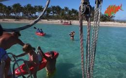 AWAK-Guadeloupe-excursion-Petite-Terre-le-débarquement-sur-la-plage-04
