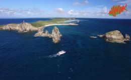 AWAK-Guadeloupe-excursion-petite-terre-Pointe-des-Chateaux01